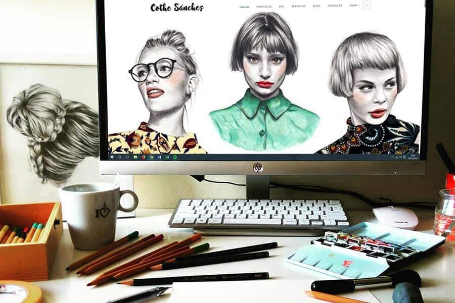 tendencias en ilustración