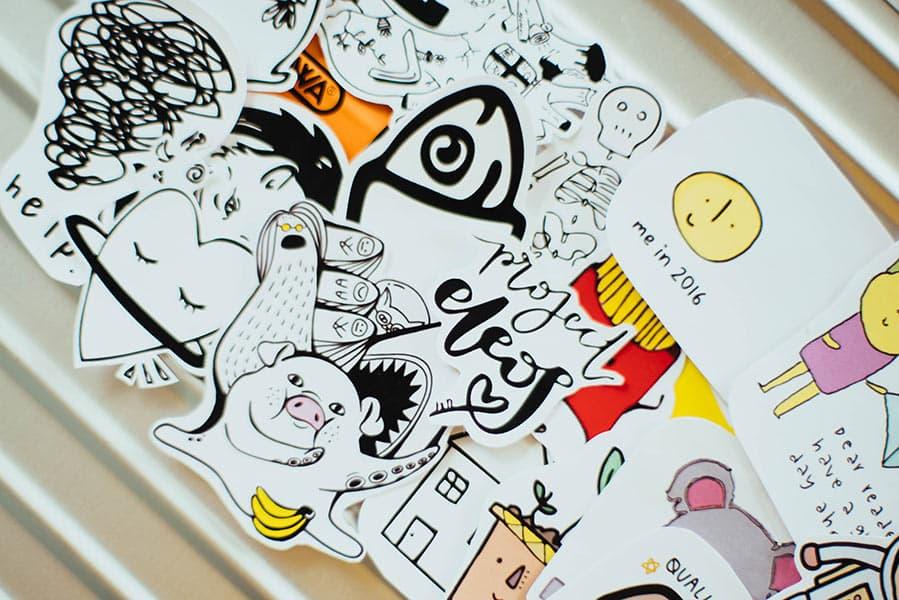 ilustración y diseño gráfico en Valencia